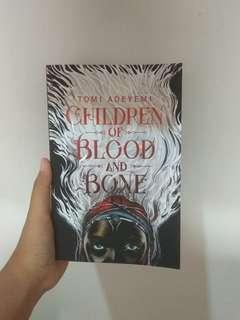 [English Book] Children of Blood and Bone