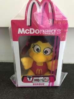麥當勞公仔 - 小飛飛 Birdie
