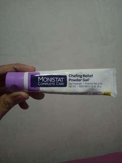 Monistat Complete Care Chafing Relief Powder Gel (PRIMER)