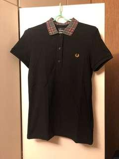 Fred Perry Polo Shirt(格仔領)