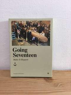 Seventeen Going Seventeen Unsealed Album