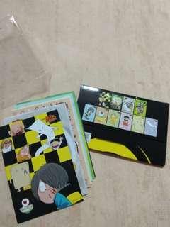 🚚 鬼太郎 明信片 卡片
