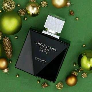 Oriflame giordani for man