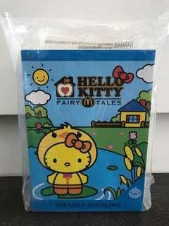 Hellokitty x 麥當勞 Fairy Tale 系列公仔