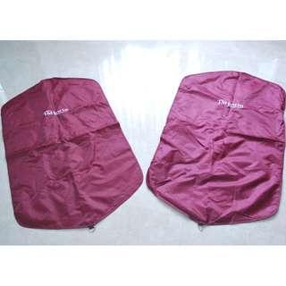 Pair of suit covers