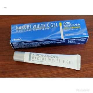 Hakubi White C Gel