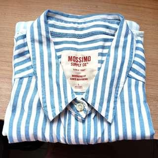 Mossimo Shirt size L (fit to XXL)
