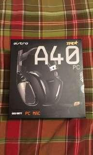 Astro A40 TRs