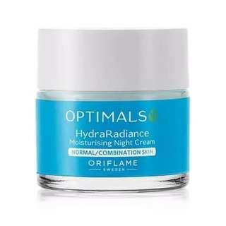 Optimals hydra nourishing night cream