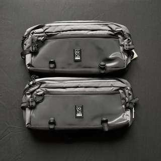 INSTOCK/SPECIAL PROMO - Chrome Industries Kadet Welterweight Messenger Charcoal/Black