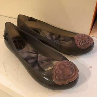 🚚 Melissa/Vivian Westwood聯名款橡膠芭蕾舞鞋