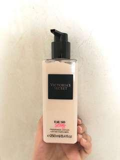 Victoria Secret Eau So Sexy Full Size Lotion
