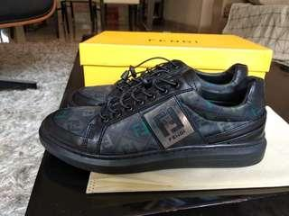 Fendi cow shoes 40 original