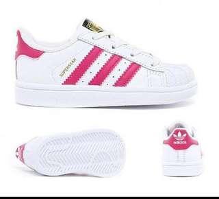 Adidas Superstar Hotpink
