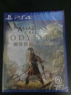 PS4 Assassin's Creed Odyssey (New)