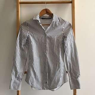 Zara Stripes Shirt