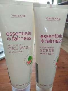 Set essentials fairness