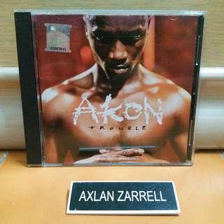 AKON Trouble (Original CD)