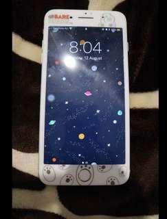 iPhone 7plus 256gb silver