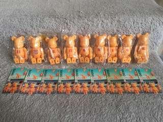 Sealed in Bag BEARBRICK Basic Characters