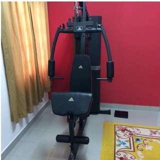 Adidas home gym equipment