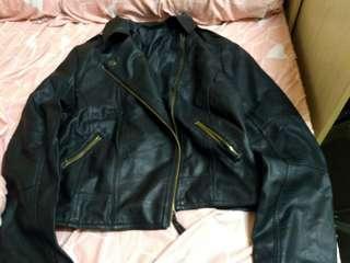 Pvc皮外套