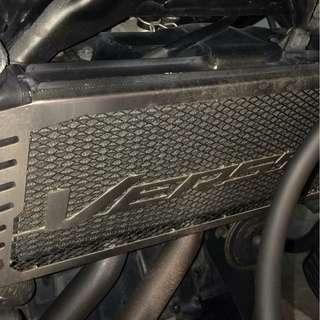 Cover radiator kawasaki versys 650 (2013)