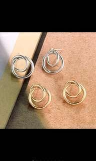 Anting / Earrings Silver