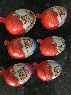 Kinder Joy Egg surprise  chocolate