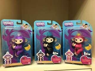 Fingerlings Baby Monkey ( Original/Brand New/ Sealed)