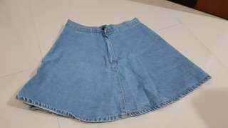 Skirt jeans 50K
