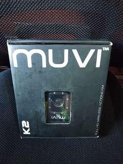 MUVI K-Series action camcorder