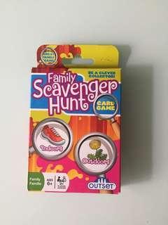 🚚 Family Scavenger Hunt