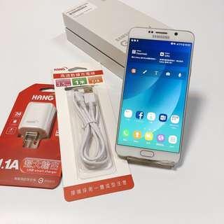 Samsung second hand NOTE5 Silver 4G RAM 32G ROM