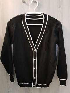 典雅針織外套