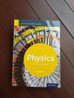 IB Physics Texbook Guide
