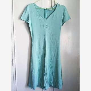 Armani Exchange Mint Green Dress