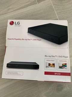 LG 藍光播放機/ DVD 播放機 BP250