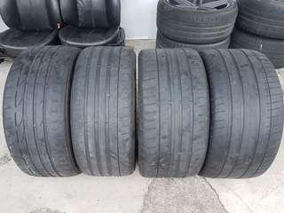 """18"""" Second hand tyre"""
