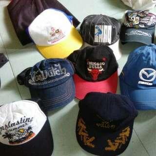 Vintage topi hat cap