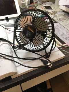 🚚 復古風扇