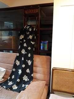 🚚 美國買的黑色長洋裝
