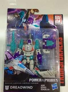 (Cash Only) Transformers Power Of The Primes Dreadwind