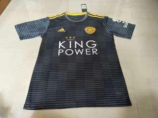 Leicester City 18-19 Away Short Sleeve Kit