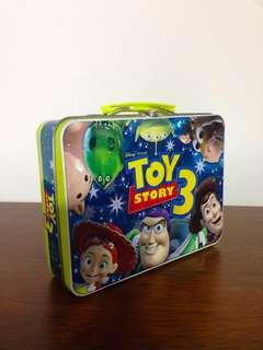 Toy Story 3 Empty Tin with Handle