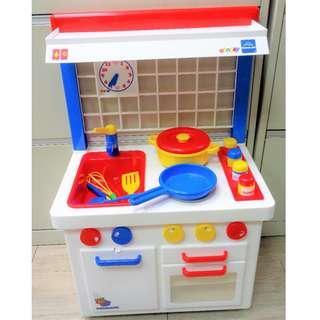 Dantoy 兒童發展玩具 廚房扮演/限自取【日式二手店 大和堂】