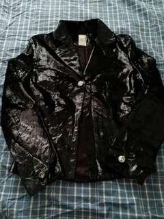 Charcoal 閃短褸blazer