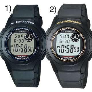 Bn Casio Digital Watch F-200W