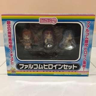 Nendoroid Falcom Heroine Set