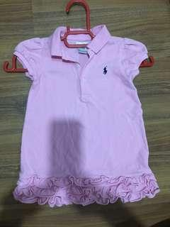 Original Ralph Lauren Pink Dress